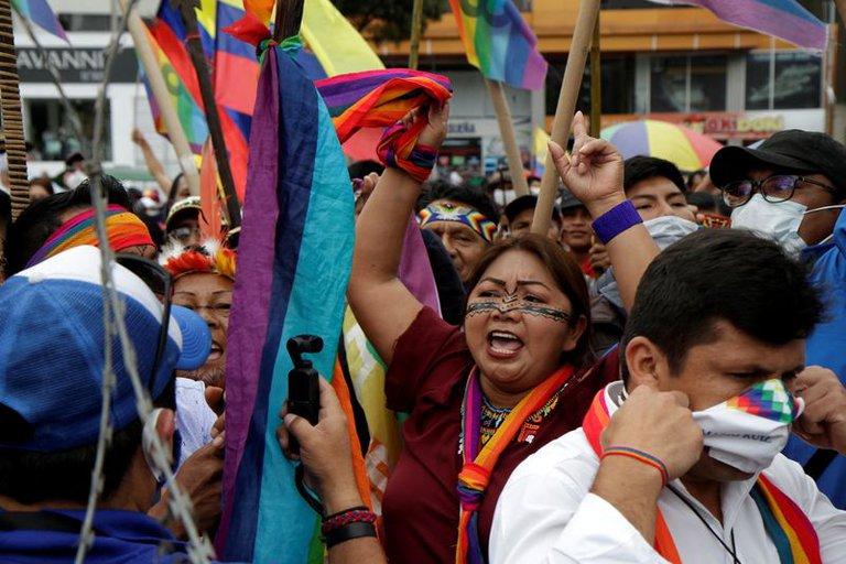 La OEA insta «enérgicamente» a Ecuador a resolver la crisis electoral