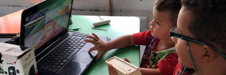 Lanzan Plataformas Virtuales para atención pedagógica de estudiantes