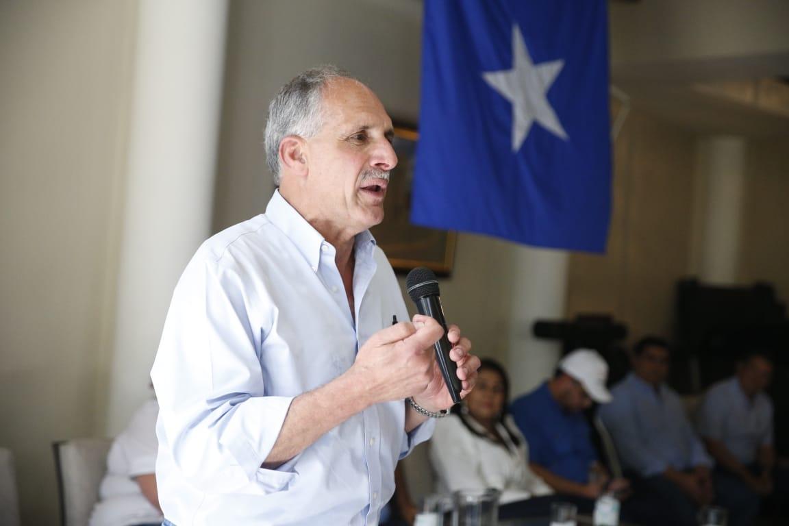 Nasry Asfura: «El Partido Nacional es el más grande de Honduras»