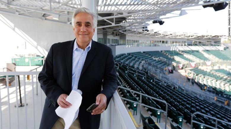 Muere inesperadamente el reportero deportivo de «ESPN» Pedro Gómez, a sus 58 años