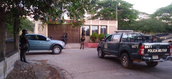 MP captura y asegura bienes a testaferros de «Los Pinto»en zona sur del país