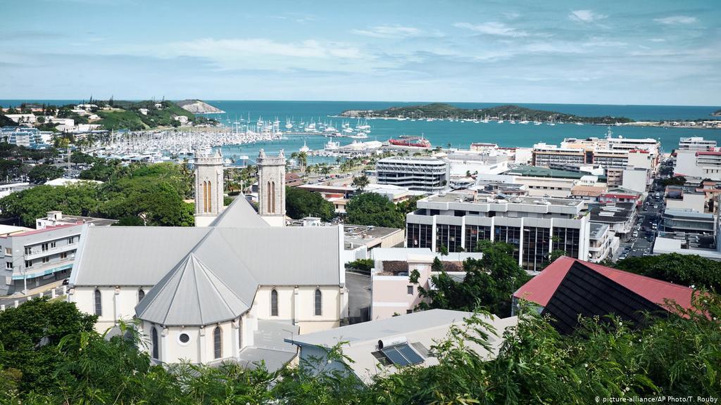 Se observan olas de tsunami tras terremoto de magnitud 7,7 que sacudió Nueva Caledonia