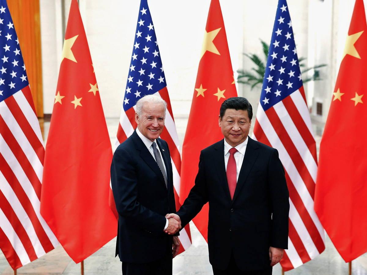 Joe Biden habla con el líder chino Xi Jinping en la primera llamada entre ambos desde las elecciones de EE.UU.