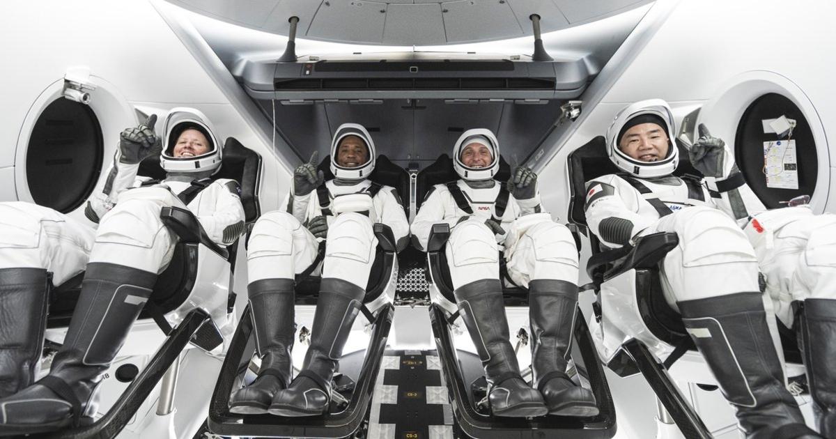 SpaceX anunció su primer vuelo al espacio con tripulación exclusivamente civil