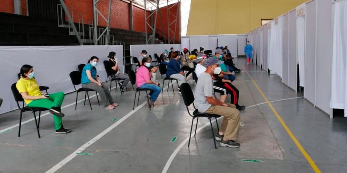 Julio Quiñónez: Hay capacidad en los triajes para seguir ateniendo a la población