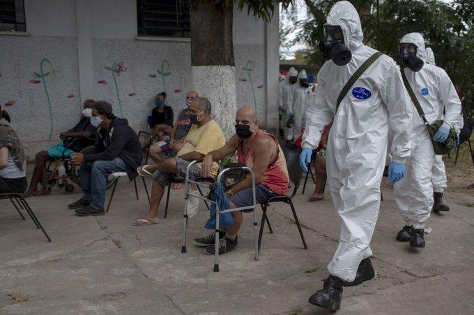 Vacunas del programa Covax no requerirán registro ni autorización en Brasil
