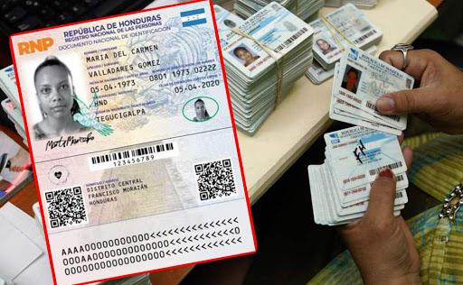 RNP:Llega segundo lote de 712 mil nuevas identidades