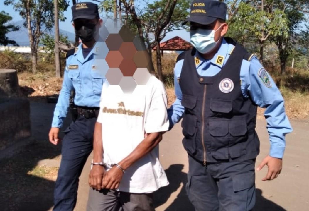 Por tentativa de homicidio capturan a un hombre en Amapala