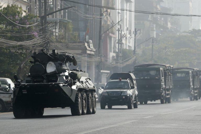 La Casa Blanca sancionó a otros dos miembros de la junta militar de Myanmar