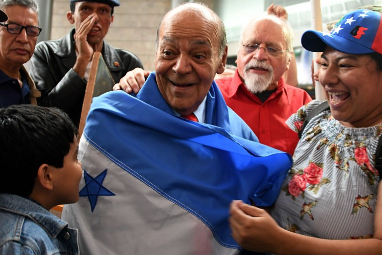 Fallece exembajador de Venezuela en Honduras, Filinto Durán