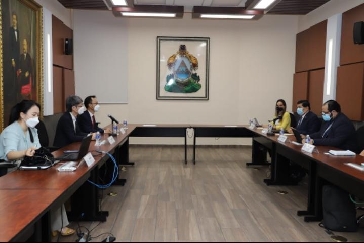 CN recibirá donación de equipo tecnológico de parte de la Embajada de la República de Corea