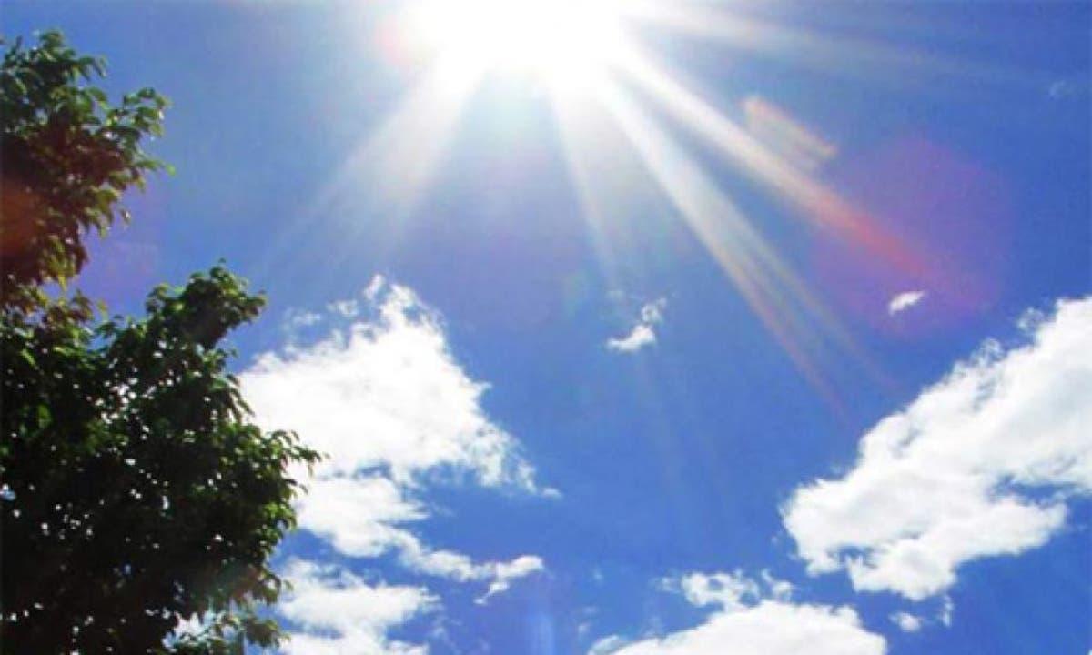 Hoy continuarán condiciones cálidas informa Cenaos