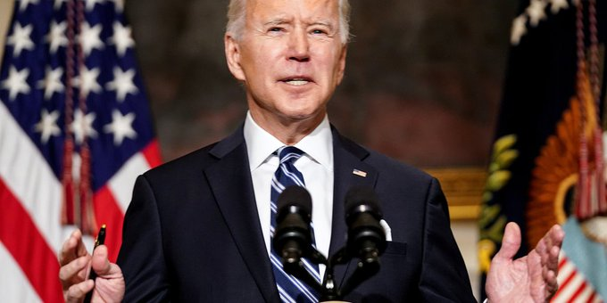 Joe Biden invitó a 40 líderes mundiales a una cumbre virtual sobre el clima, incluyendo a Xi Jinping y Vladimir Putin