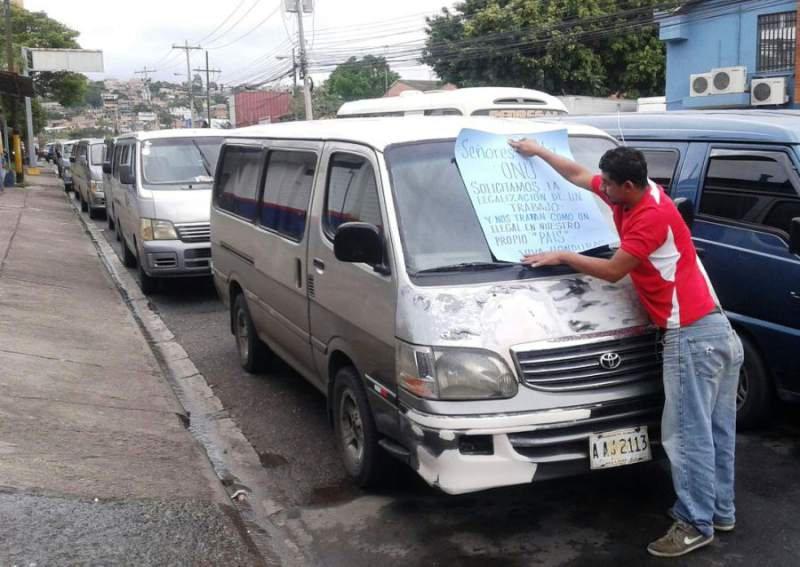 Dirigente del transporte: El IHTT no debe permitir competencia desleal en Semana Santa