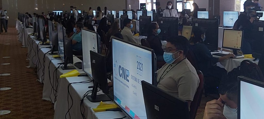 Augusto Aguilar: «La declaratoria final del CNE también se puede impugnar por los que no resulten ganadores»