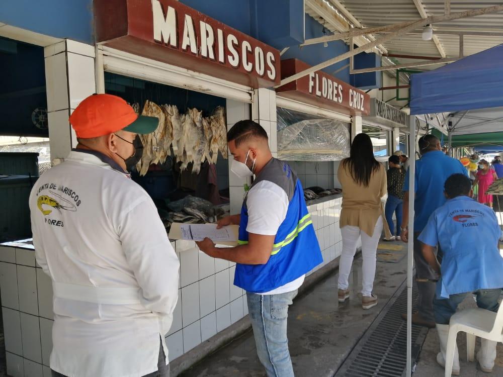 Protección al Consumidor realiza fuertes operativos para verificar precios de productos previo a la Semana Santa