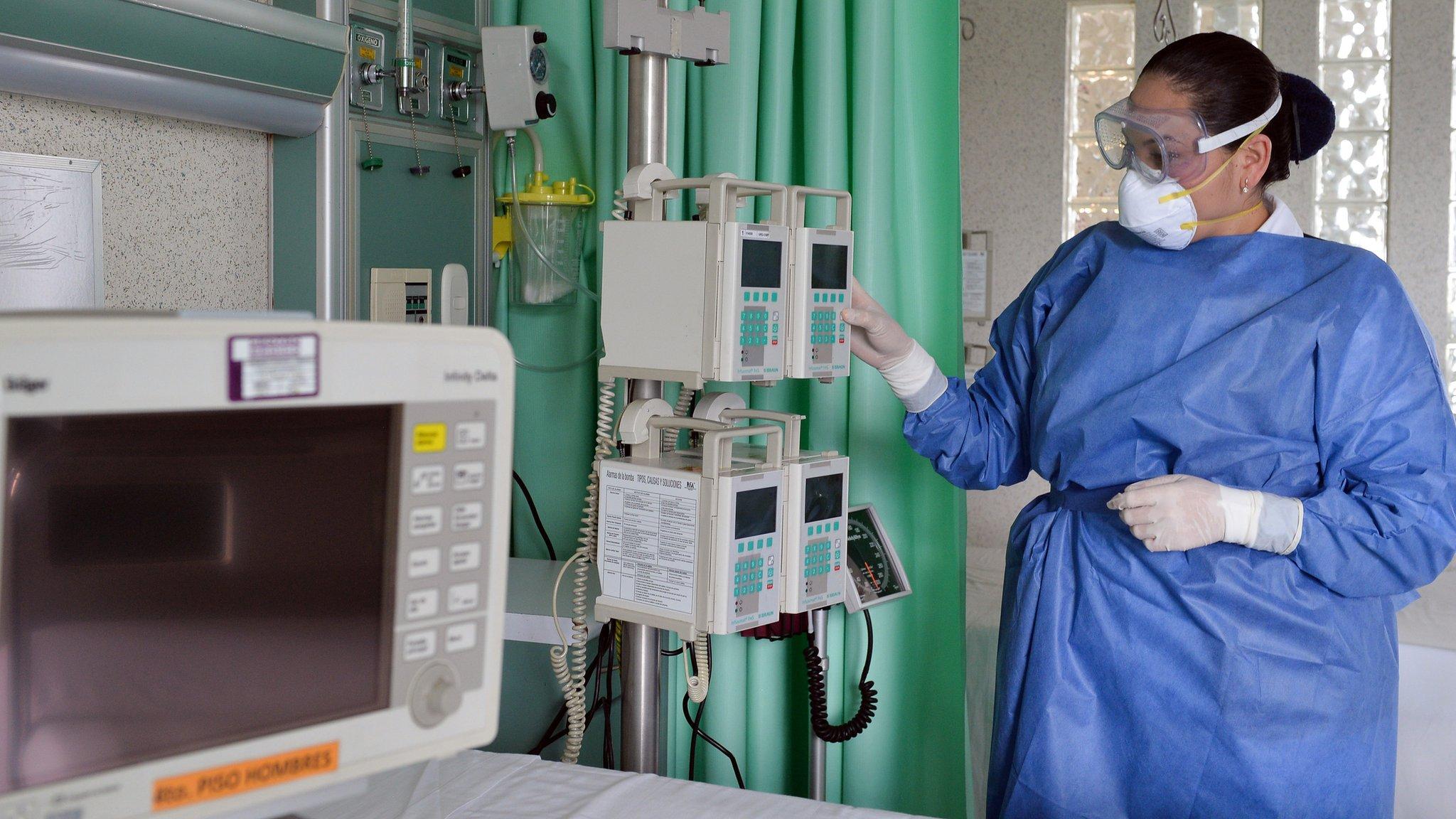 """Roxana Araujo: """"Pacientes que ingresan a UCI tienen altas probabilidades de morir"""""""