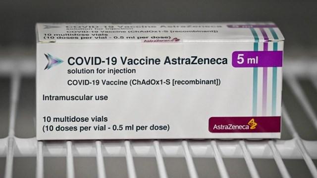 Encuentran 29 millones de vacunas AstraZeneca en un depósito de Italia