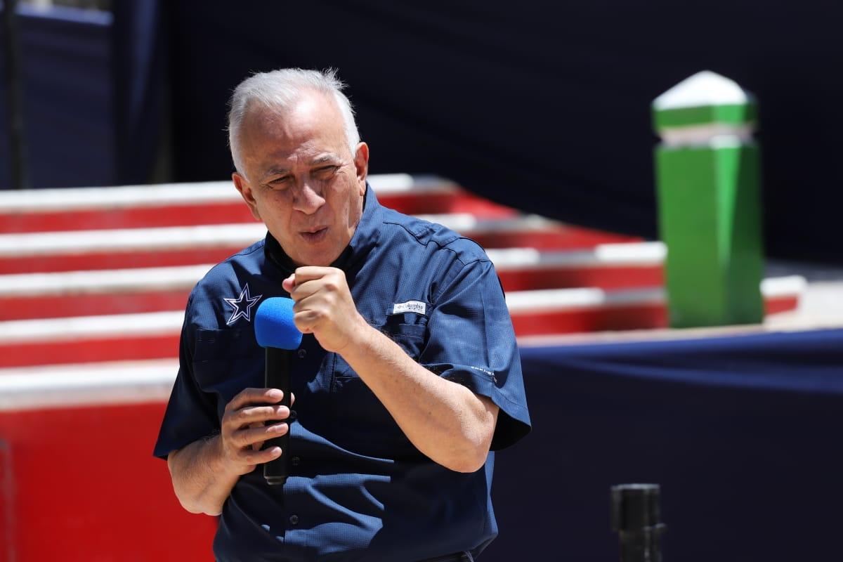 Mauricio Oliva en El Paraíso: «Tenemos que ejercer el sufragio para transformar el país»