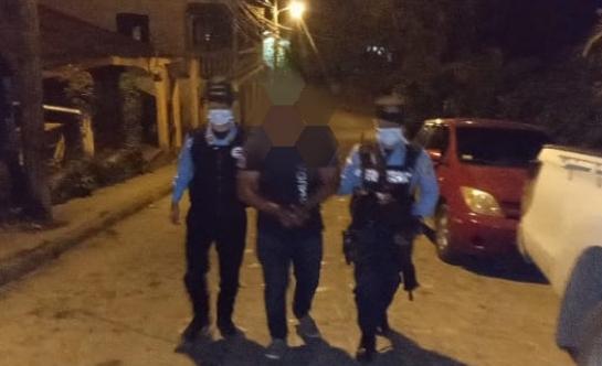 Capturan a supuesto traficante de personas en Copán