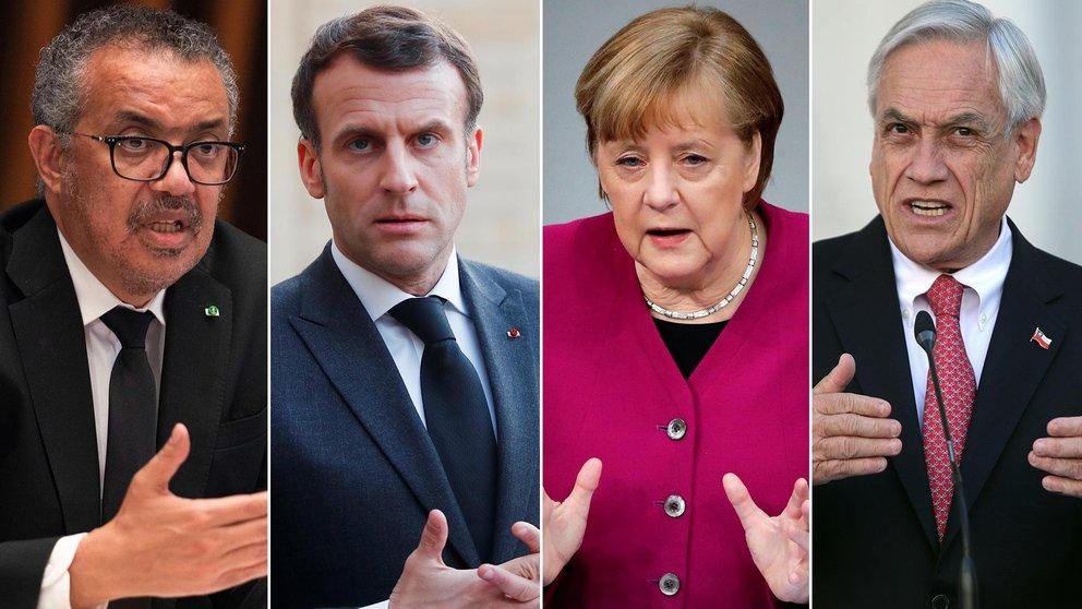 Grupo de líderes mundiales promueve un tratado internacional contra futuras pandemias