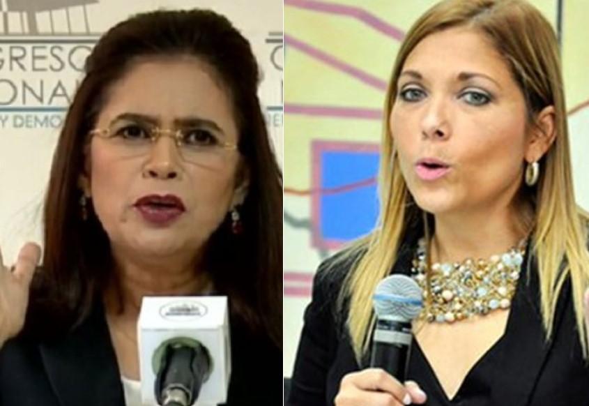 Maco Eliud Girón: «Voy a creer en Rixi Moncada y Ana Paola Hall que no va a permitir el fraude»