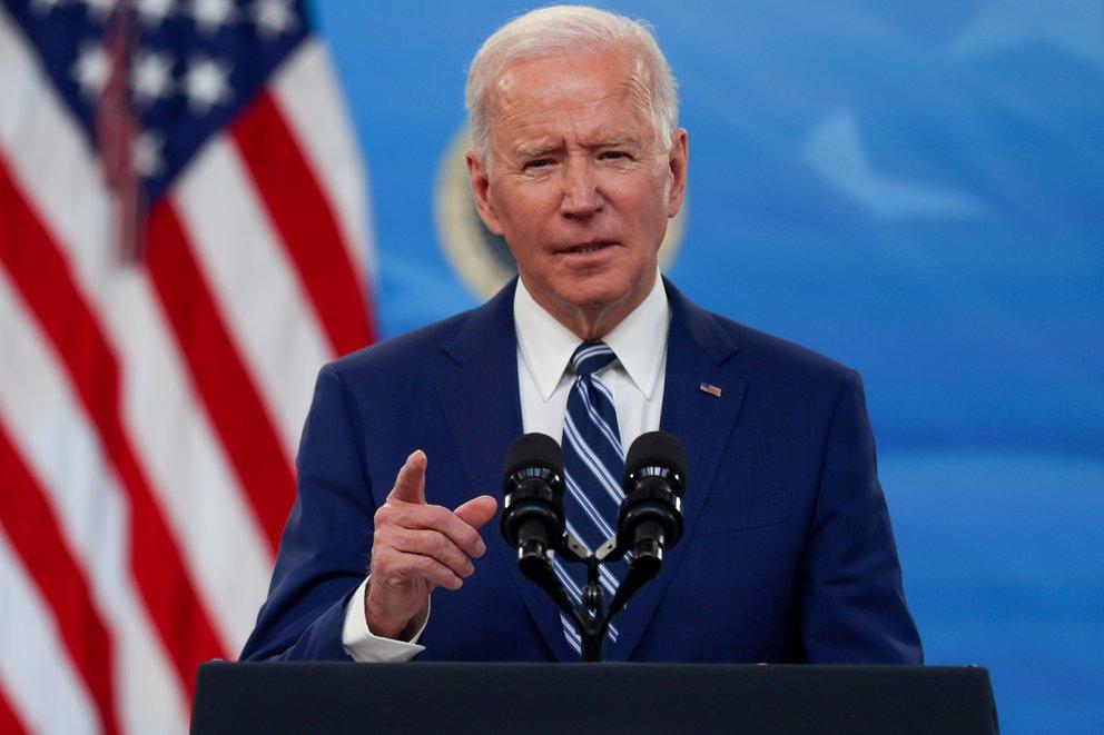 Joe Biden lanza su plan de 2 billones de dólares para renovar infraestructura financiado con un aumento de impuestos a las empresas