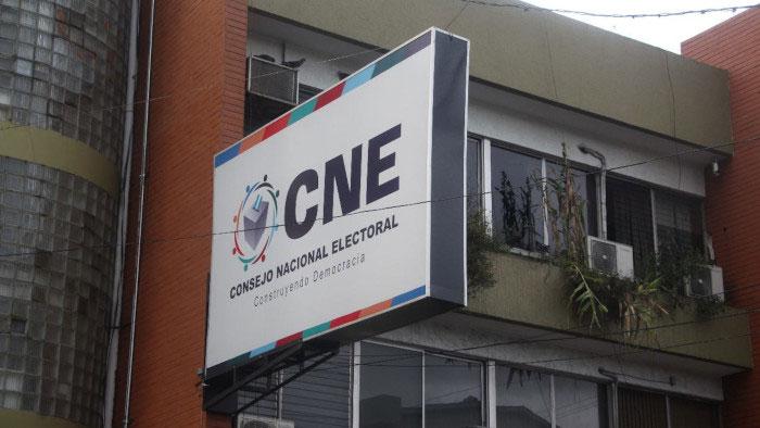 Más de 150 impugnaciones ha recibido el CNE