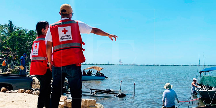 Portavoz de la Cruz Roja:  Unos 3,500 voluntarios velan por la población en Semana Santa