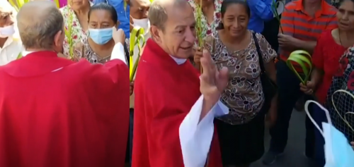Carlos Umaña:  «Conducta del sacerdote Peña es irresponsable»