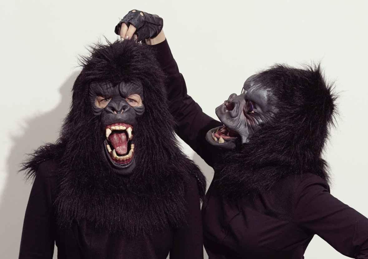Las Guerrilla Girls ¿Qué se esconde tras sus máscaras de gorila?