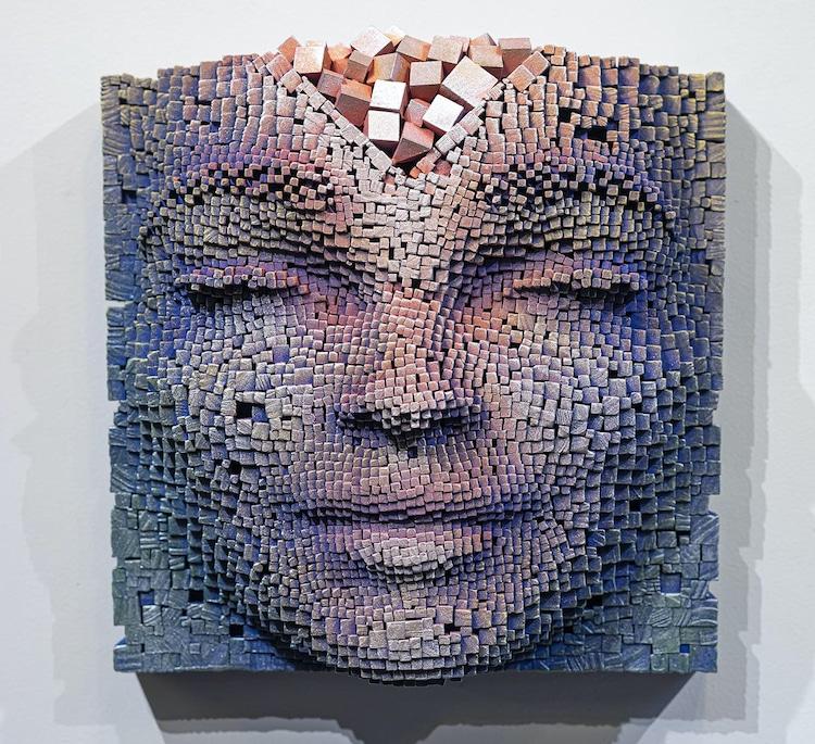 """Gil Bruvel reveló su nueva colección """"The Mask Series"""" inspirada en la calma y la meditación"""