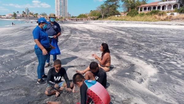 Secretaría de Salud vigila que en los centros turísticos cumplan con los protocolos de bioseguridad