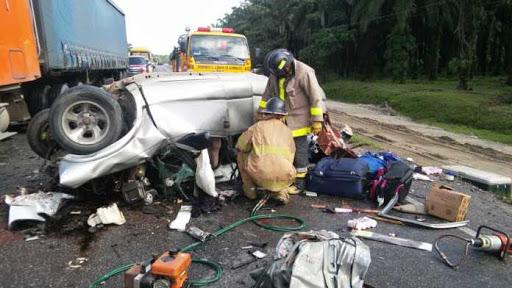 DNVT: Más de 205 personas han muerto en accidentes de tránsito este año