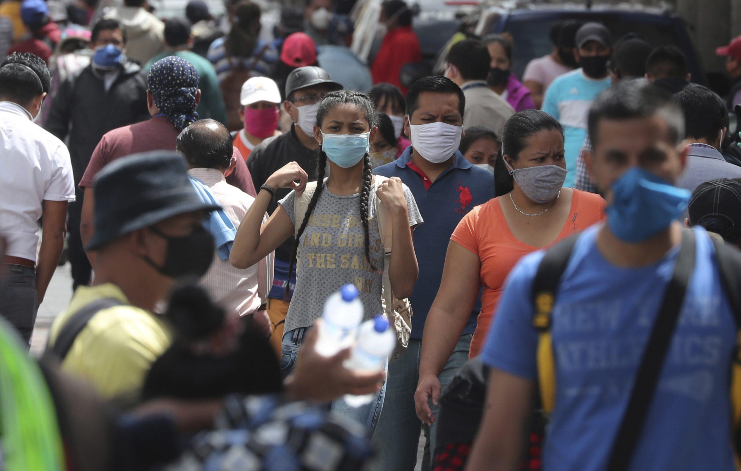 Roxana Araujo :  El porcentaje de hondureños diagnosticados con covid-19 anda en 90%  de los cuales el 40% son asintomáticos