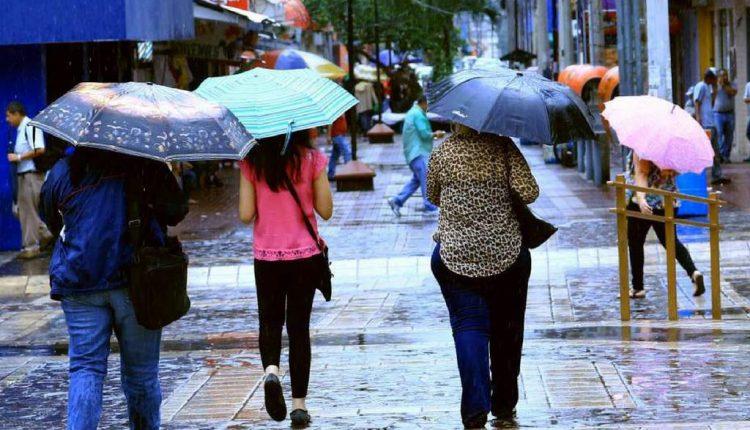Cenaos pronostica más lluvias para las próximas horas en varias zonas del país