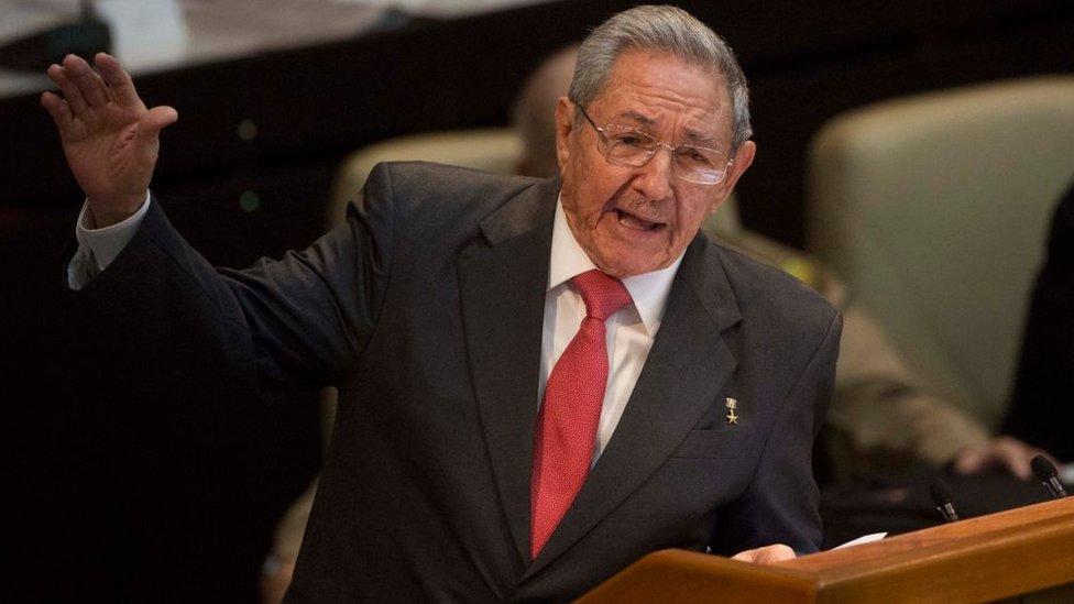 Raúl Castro se prepara para dejar el poder en Cuba