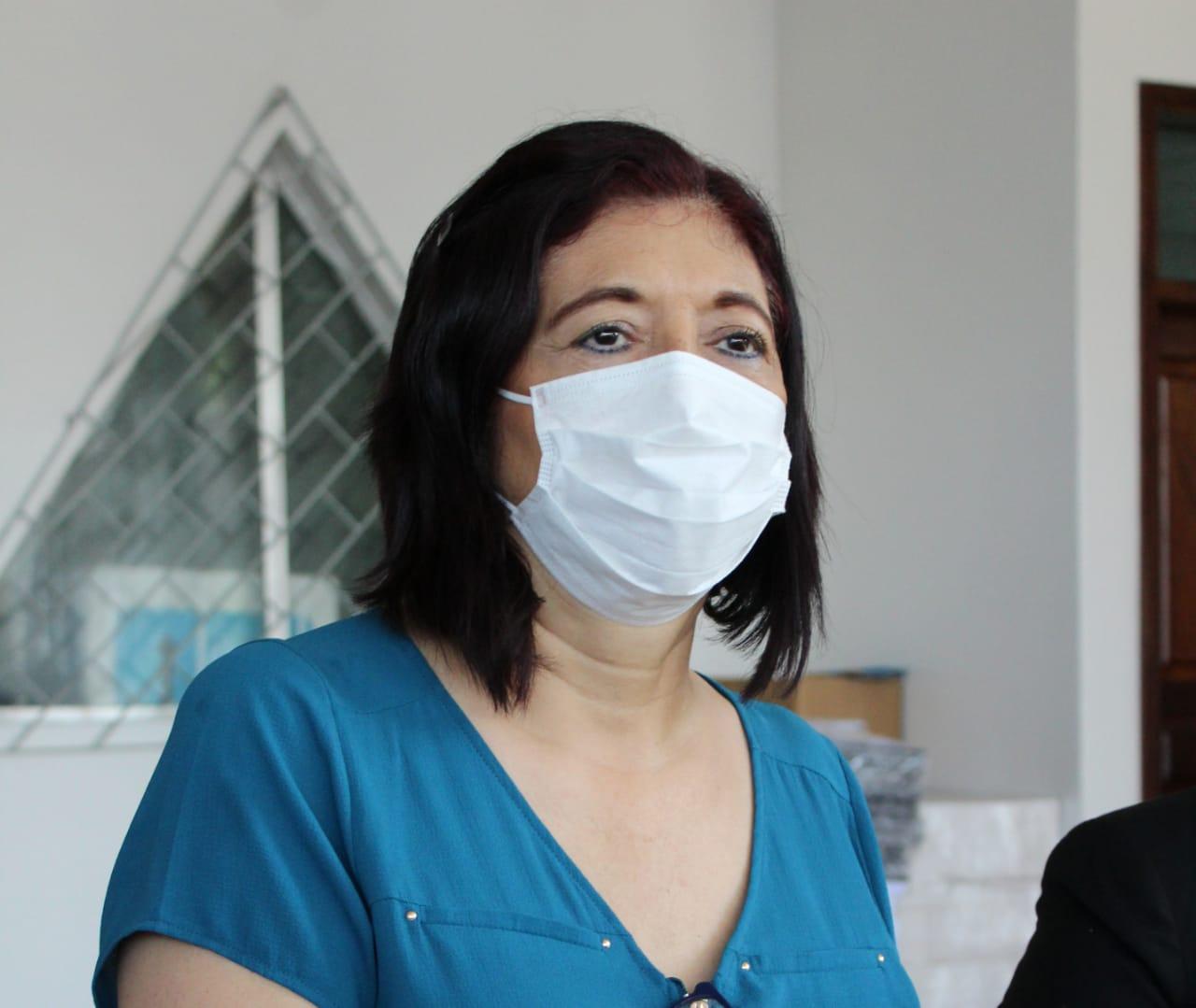 Mitzi Castro: Aumenta la letalidad del Covid por nueva cepa