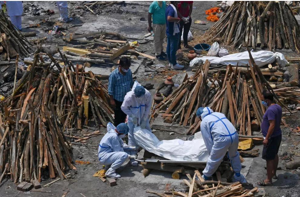 India superó este miércoles  los 200.000 muertos por covid-19