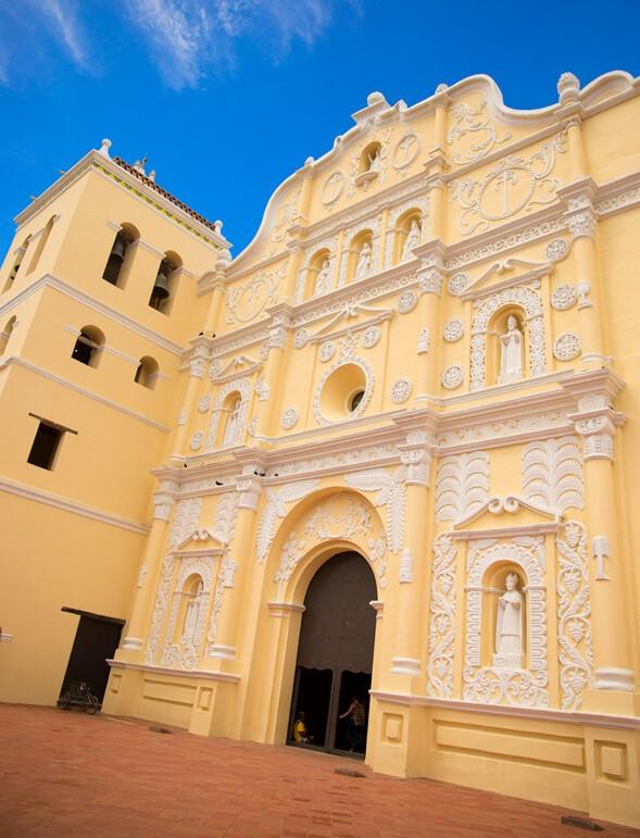Conoce la Catedral Inmaculada Concepción de Comayagua, una joya colonial de Honduras