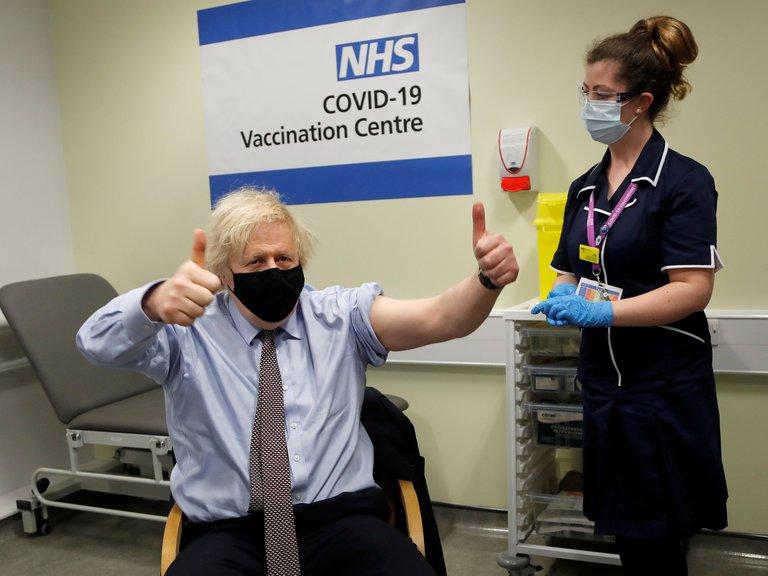 Reino Unido alcanzará la inmunidad colectiva el próximo lunes 12 de abril según un estudio