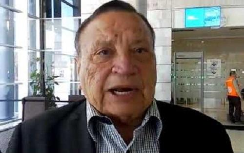 Augusto Aguilar: El próximo 27 de mayo vence el plazo para la inscripción de alianzas políticas