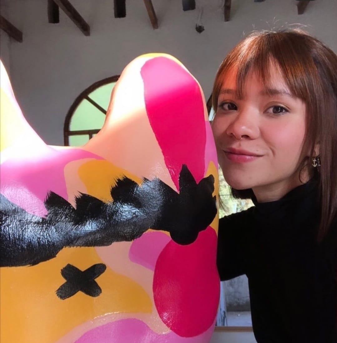 Conoce a «Mariañejitos» la artista guatemalteca que ha popularizado los conejos peludos