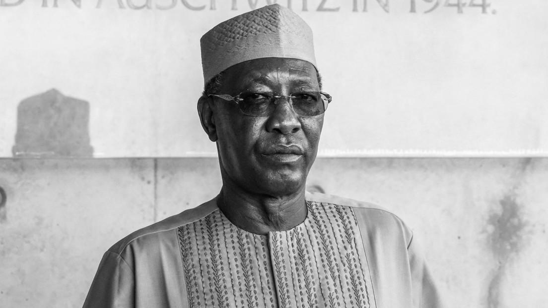 Muere el presidente de Chad por heridas recibidas en combates contra rebeldes tras más de 30 años en el poder