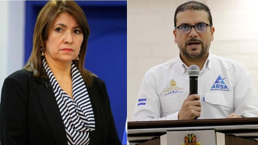 Suyapa Figueroa: «Sesal solo se está cambiando de peones en la mesa de ajedrez»