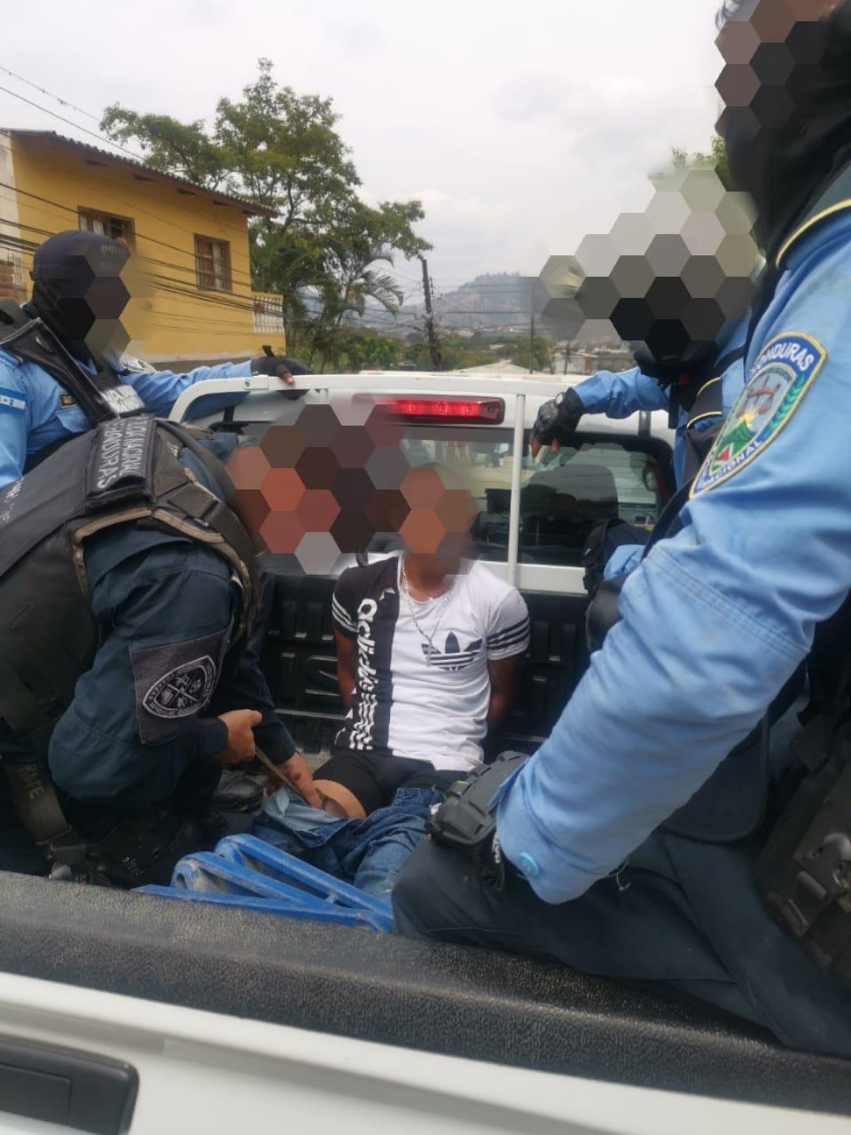"""En enfrentamiento a """"mano armada"""" con agentes policiales cae  miembro activo de la Pandilla 18"""