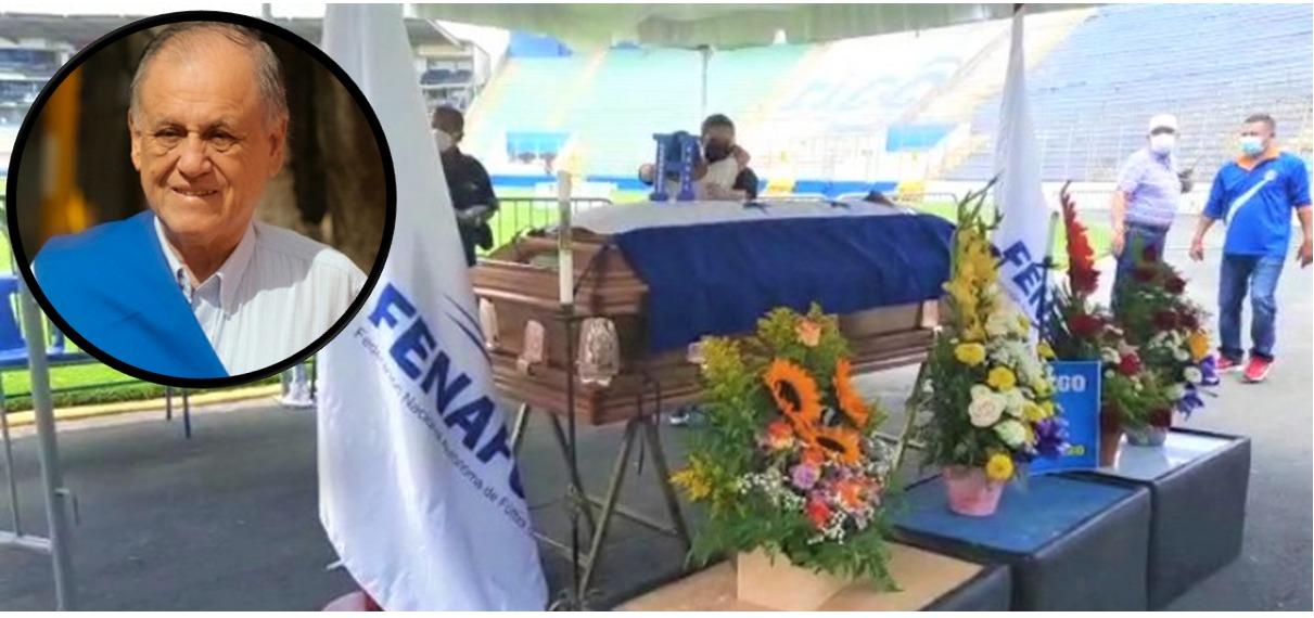 Restos de Chelato Ucles  serán sepultados hoy en el cementerio Santa Cruz Memorial