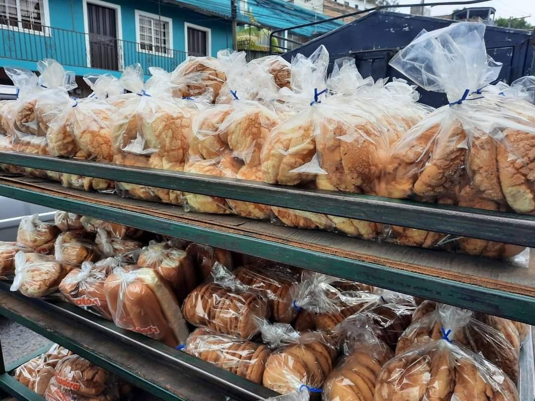 Registran aumento de L1 por unidad  al precio del pan