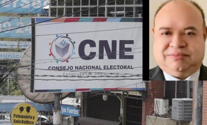 Fallece a causa de la covid-19 Óscar Valladares, director administrativo y financiero del CNE