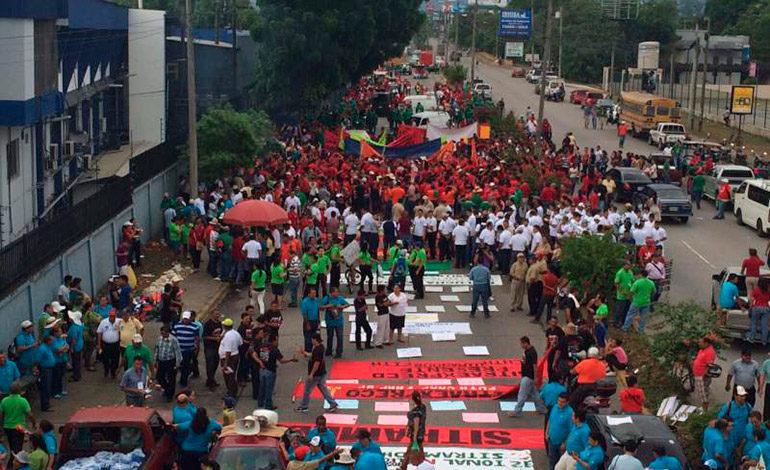 La Andeph no participará en la marcha del Día del Trabajador para no exponerse al COVID-19.